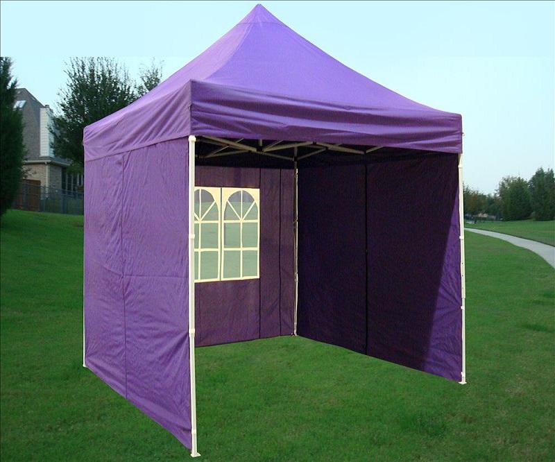 8' x 8' Pop Up Canopy Party Tent Gazebo EZ - 5 Colors ...