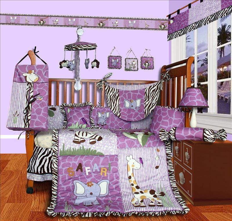 Crib Bedding Sets On Ebay