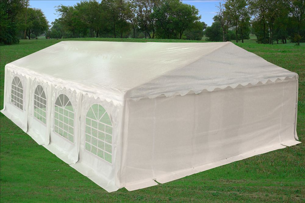 Pe Party Tent Carport Wedding Shelter Canopy With