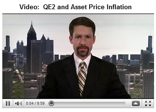 Video: Quantitative Easing and Asset Price Inflation - How Does QE Work?