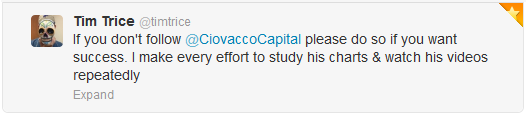 Ciovacco Capital Management Reviews Feedback Comments