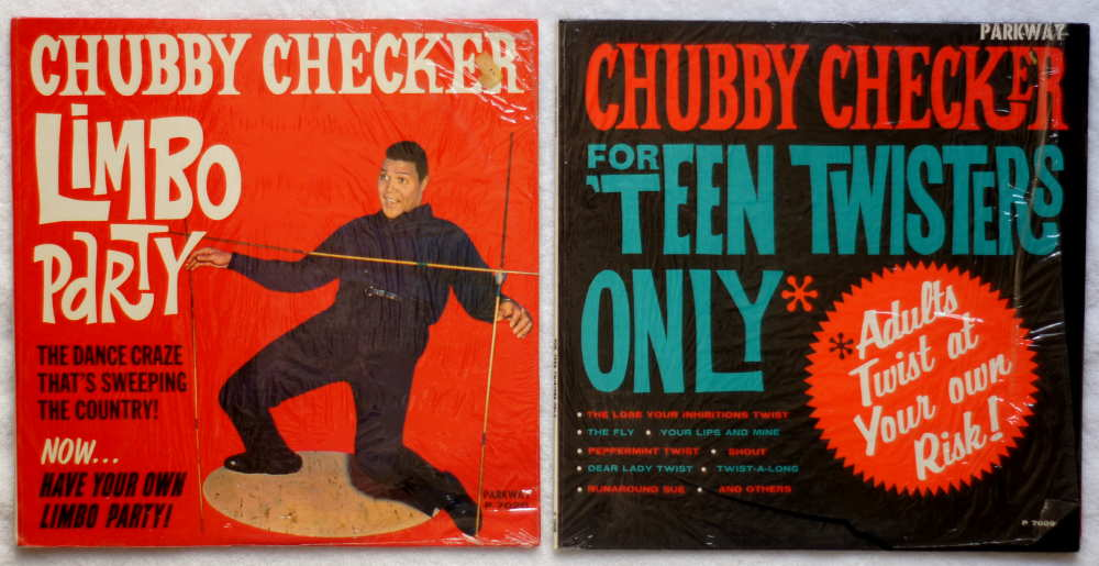 Details about Chubby Checker - 2 LP lot - Limbo Party - Teen Twisters Only  - Promo Copies