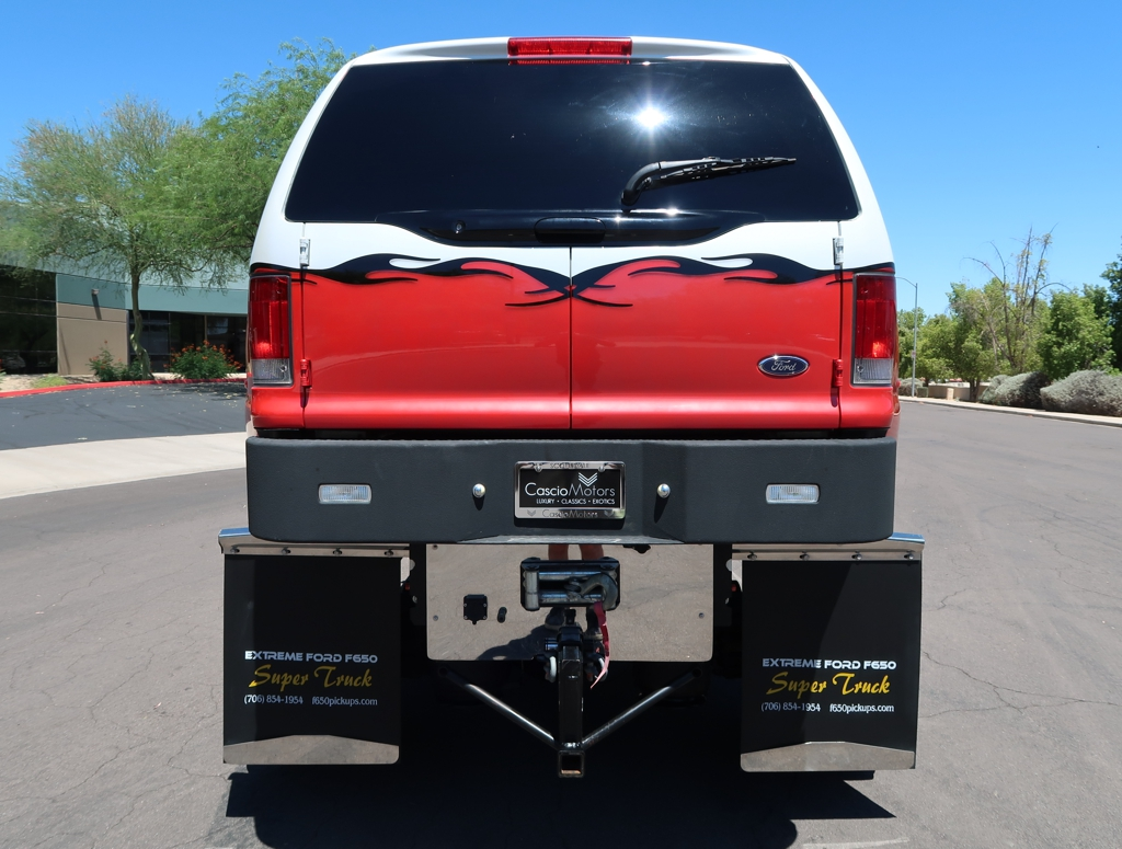 FORD F650 XUV Extreme Utility Vehical what