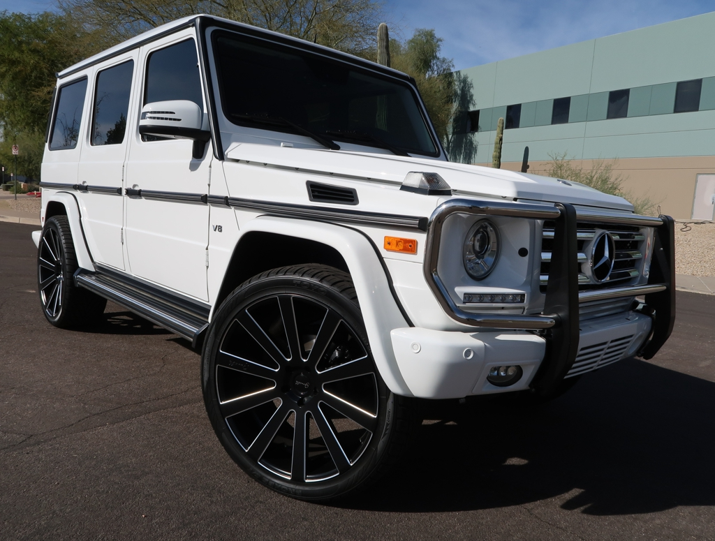 2015 mercedes benz g class g550 ebay for Mercedes benz extended warranty worth it