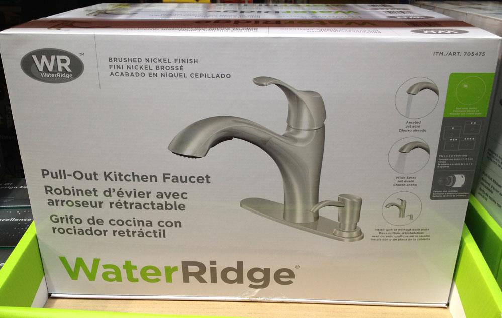 water ridge kitchen faucet parts - 28 images - waterridge bathroom ...