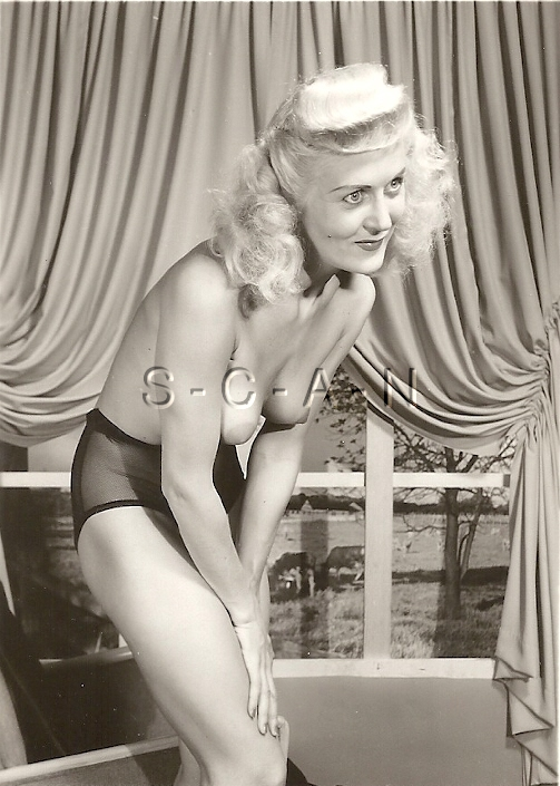 Best of 1940s Nude Models