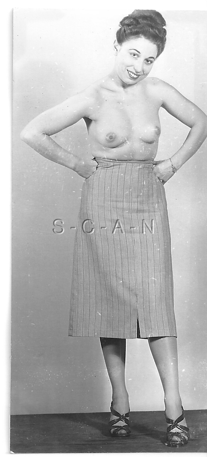 Tremayne recommend best of vintage nude secretary