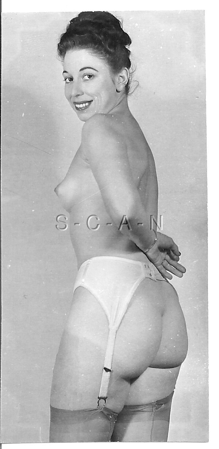 Best of Vintage Nude Secretary