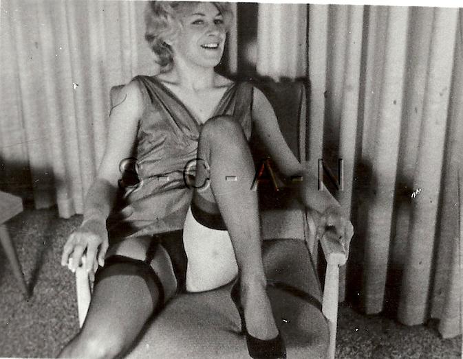 Vintage Mature Nude 103