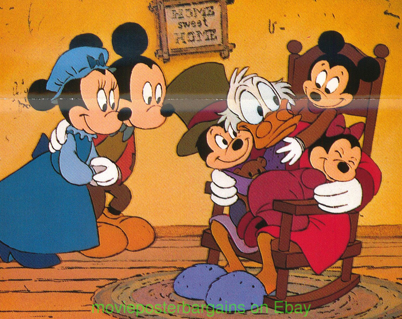 THE RESCUERS / MICKEYS...