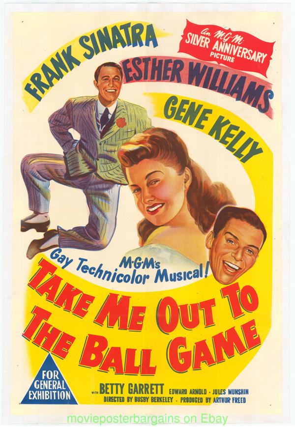 Take Me Out to the Ball Game (1949) - IMDb