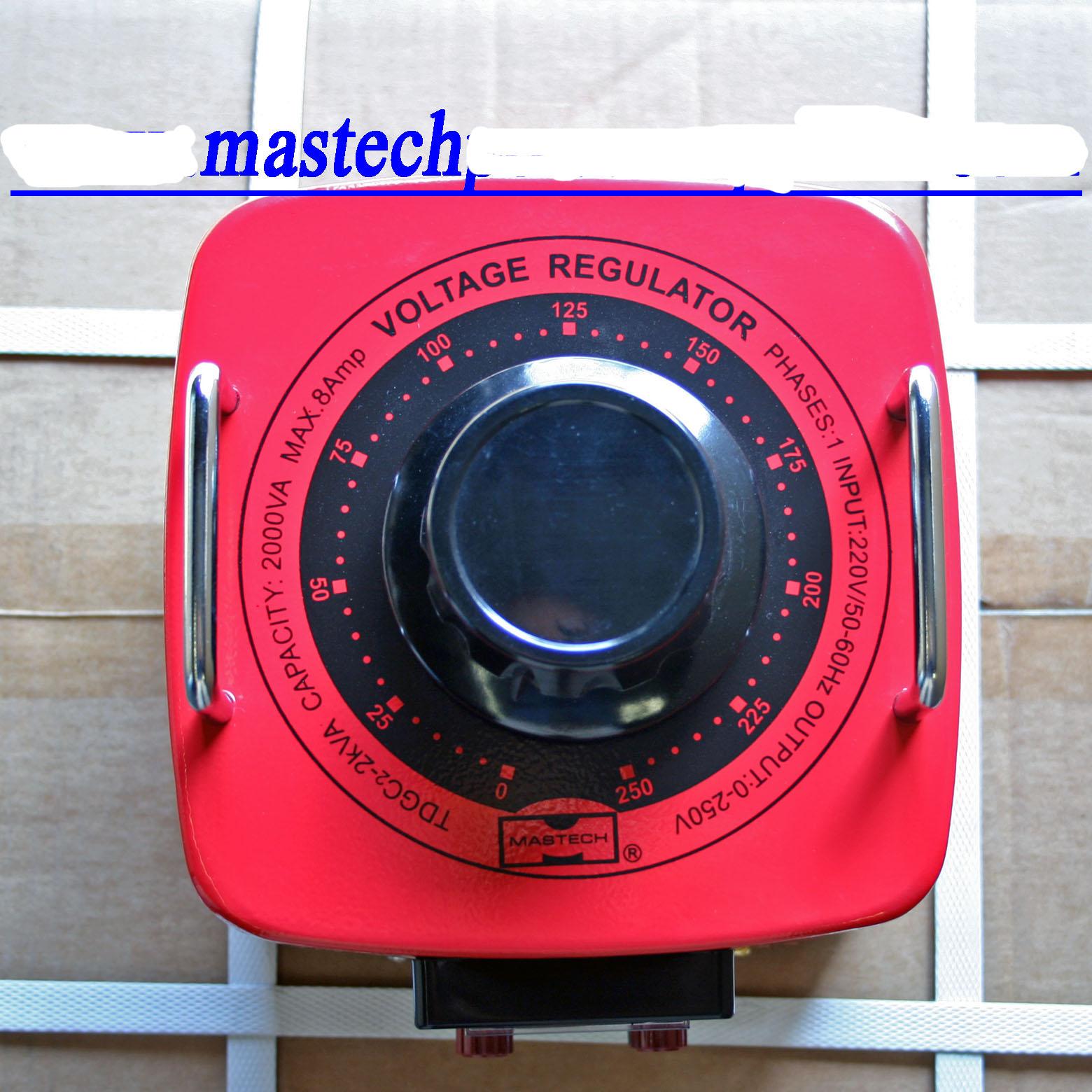 Mastech 2KW Variac