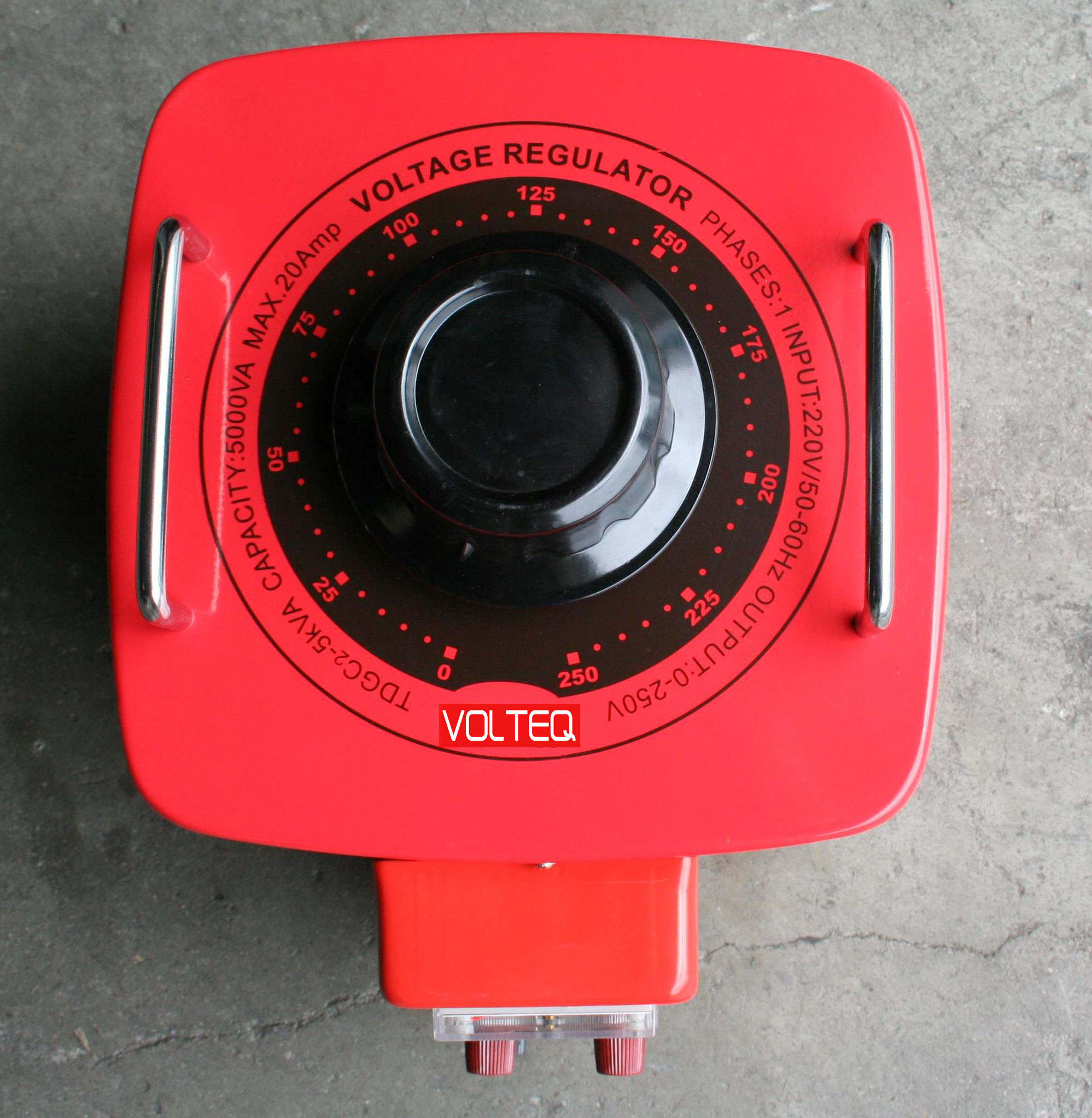 Mastech 5KW Variac