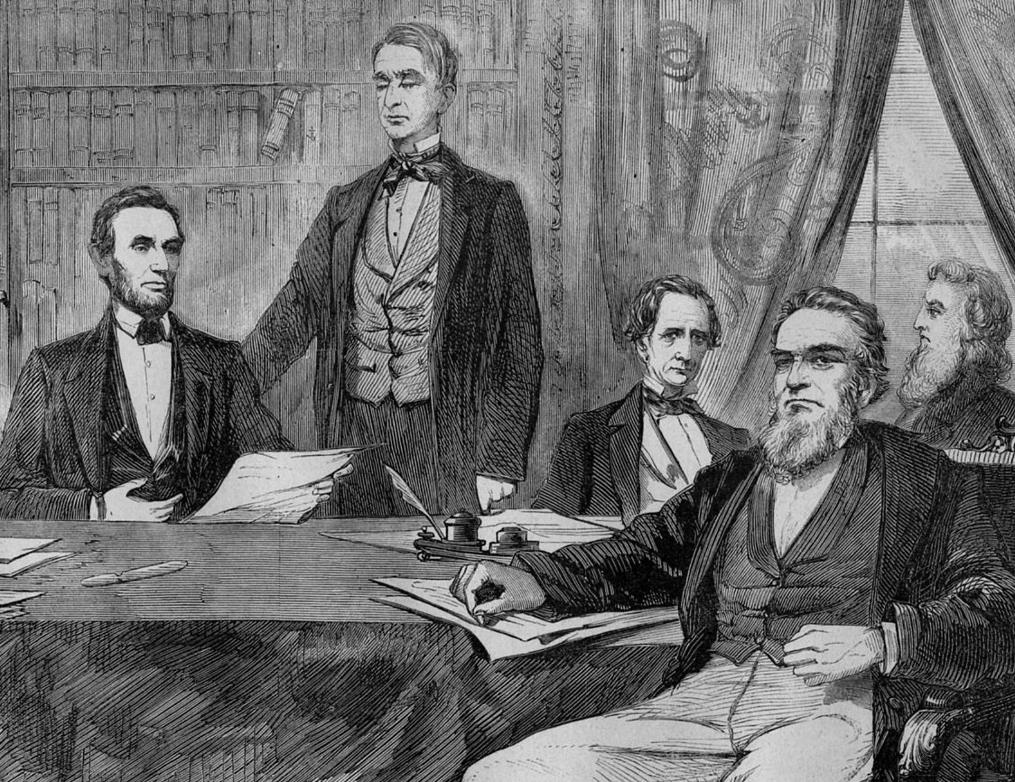 a political history of abraham lincoln Inside the residence, which was situated just off the main square, president  lincoln was eating supper with wills, the man who had organized the  development.