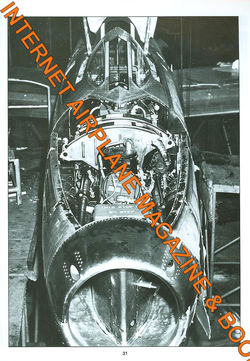 Air force legends 210 republic xf 91 thunderceptor rocket fighter usaf