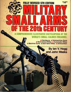 MILITARY SMALL ARMS OF THE 20th CENTURY PISTOL RIFLE SUBMACHINE GUNS