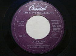 Steve Miller Band - Jet Airliner/babes In The Wood
