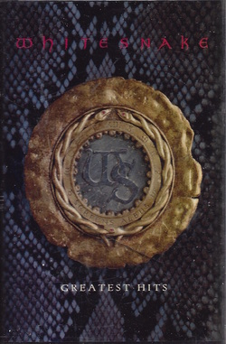 Whitesnake Greatest Hits Records Lps Vinyl And Cds