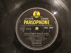 Beatles - A Collection Of Beatles Oldies EP