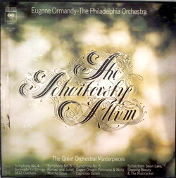 Eugene Ormandy - The Tchaikovsky Album