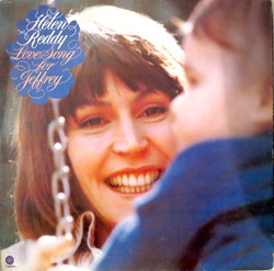 Helen Reddy - Love Song For Jeffrey LP