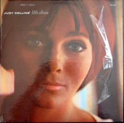 Judy Collins - Fifth Album LP