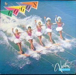 Go-go's - Vacation EP