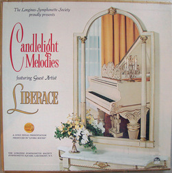 Liberace Candlelight Classics Records Lps Vinyl And Cds