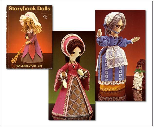 storybook dolls