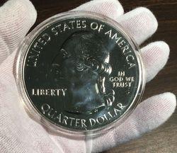 2011 ATB Gettysburg uncirculated 5 troy oz .999 pure Pennsylvania NP6