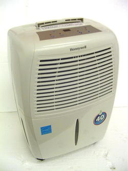 249 Honeywell 40 Pt Pint Basement Dehumidifier Hdh 142 Save