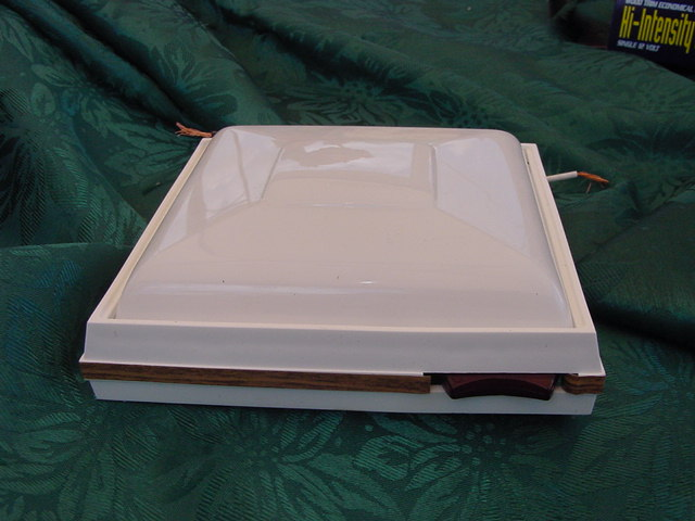Boat Cabin Interior Light 12 Volt Switch Sea Ray Sundancer Weekender Others Too Ebay