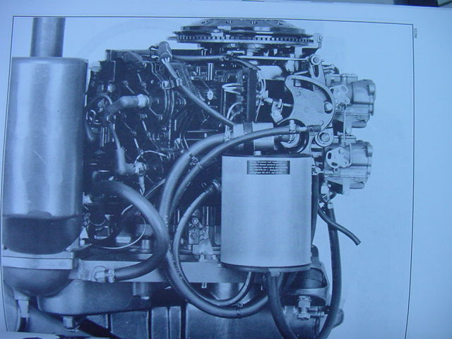 Omc 115 turbojet Service manual For Sale
