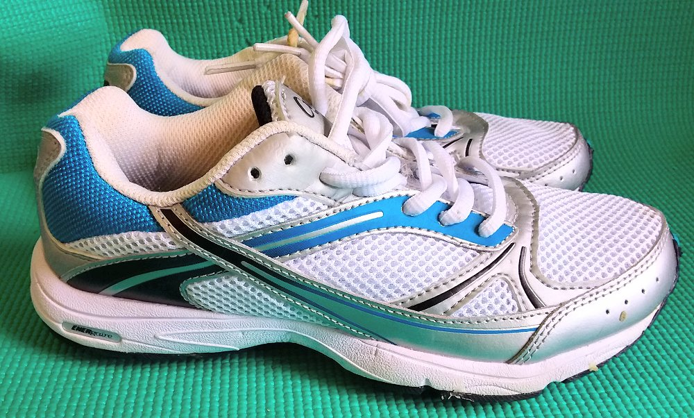 CURVES for WOMEN ENERGAIRE SNEAKERS