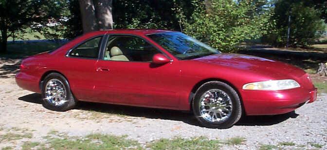 Mark Viii on Lincoln Mark Viii Engine Swap