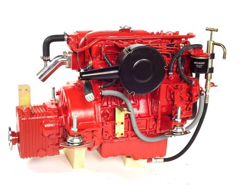 Kubota beta marine 35 diesel engine never used ebay for Outboard motor repair san diego