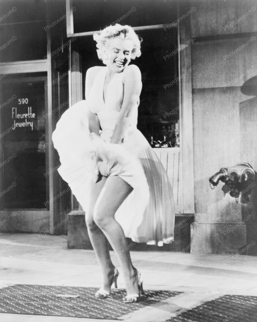 Monroe's 'River Of No Return' Dress Auctioned Off (VIDEO)