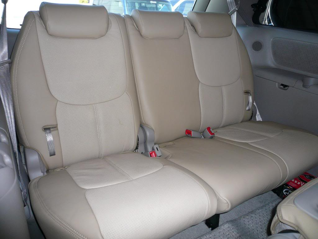 Clazzio Covers 2008 2011 Honda Odyssey PVC Seat Covers