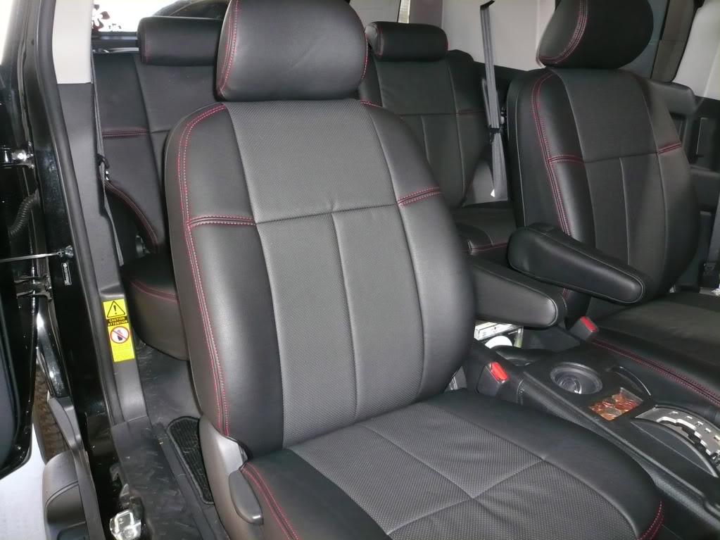 Stupendous Clazzio Covers 07 09 Toyota Fj Cruiser Pvc Seat Covers Inzonedesignstudio Interior Chair Design Inzonedesignstudiocom