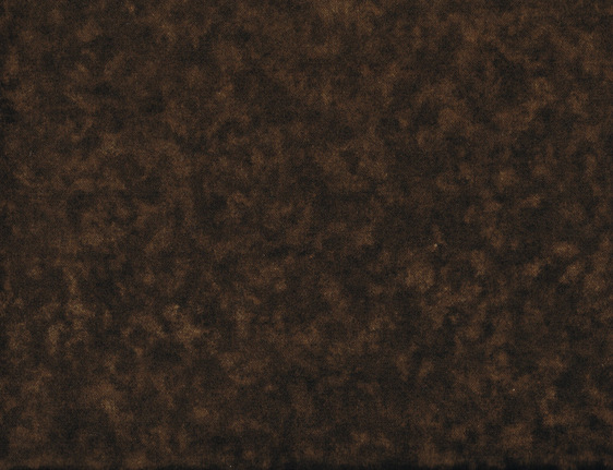 Flannel Fabric Marble Blender Tonal Dark Brown Cotton New