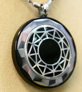Allennrich new quantum scalar energy pendant health booster sphere top class original scalar energy products that will restore balance your body energy level to its optimum state this miracle products will enhance your aloadofball Gallery