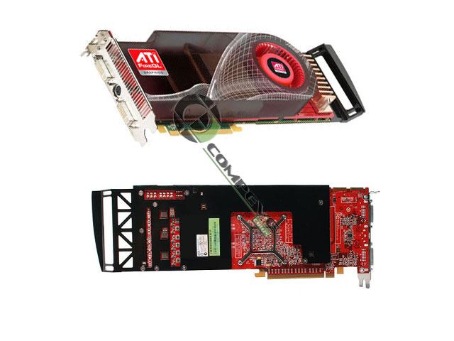 AMD GRAPHICS CARD 2GB GPU VIDEO CARD ATI FIREGL V8650