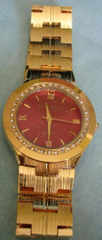 livinpastuk gents gianni ricci wristwatch bniib