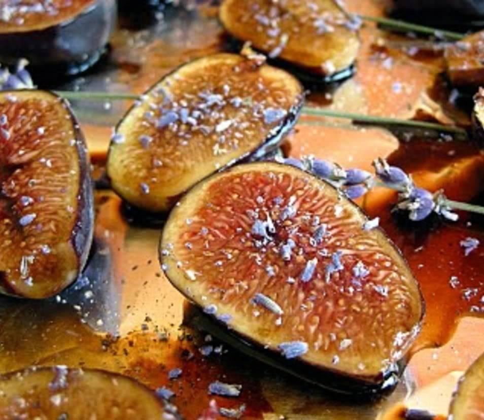 Roasted Figs Recipe — Dishmaps