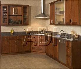 GRANGER54 : HEAVY SHAKER All Wood Kitchen Cabinets RTAs ...