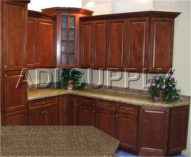 All Wood Kitchen Cabinets ~ Granger all wood kitchen cabinets signature maple