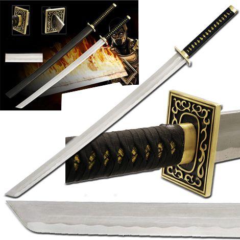 Mortal kombat scorpion sword