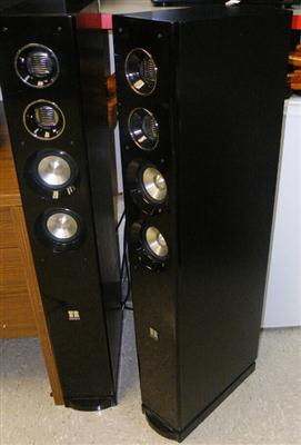Jkstore 2 Tower Speaker Theater Research Tr 2830 Stereo