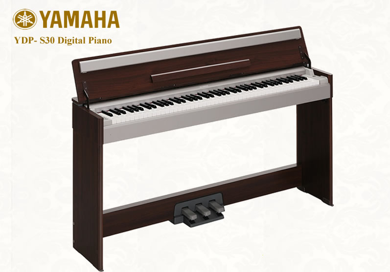 Alanintuition yamaha ydp s30 ydps30 ydp s30 digital for Yamaha digital piano dealers