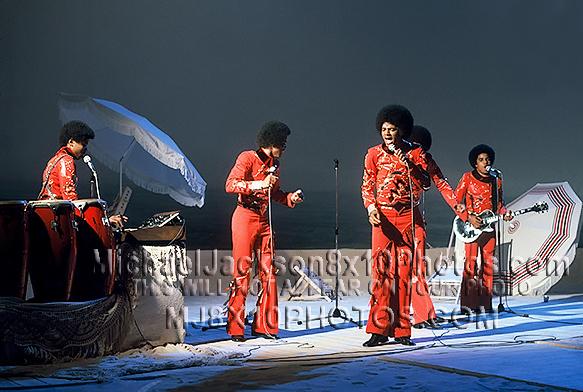 MICHAEL JACKSON  1978 JACKSONSREHEARSE (3) RARE 8x10 PHOTOS